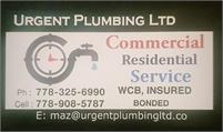 Urgent Plumbing Ltd.